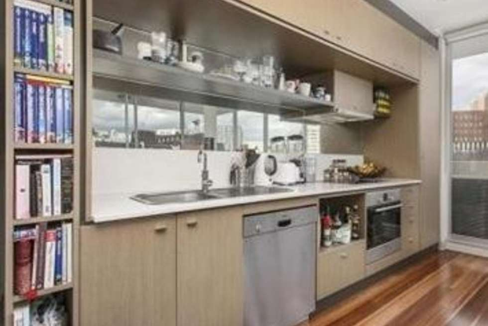 Second view of Homely apartment listing, 203/30 Wreckyn Street, North Melbourne VIC 3051