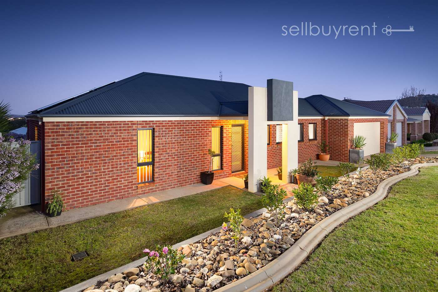 Main view of Homely house listing, 43 FIRESTONE WAY, Wodonga VIC 3690