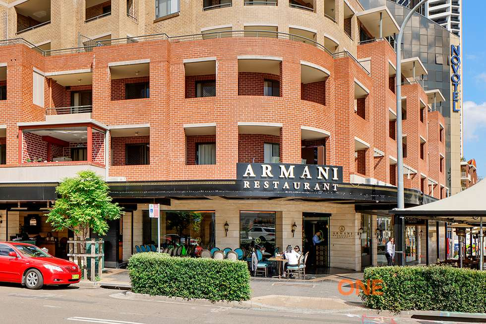Second view of Homely apartment listing, 212/354 Church Street, Parramatta NSW 2150