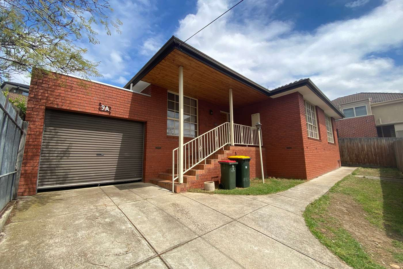 Main view of Homely unit listing, 9A Loeman Street, Strathmore VIC 3041
