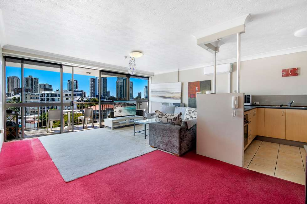 Fourth view of Homely apartment listing, 503/21 Peninsular Drive, Surfers Paradise QLD 4217