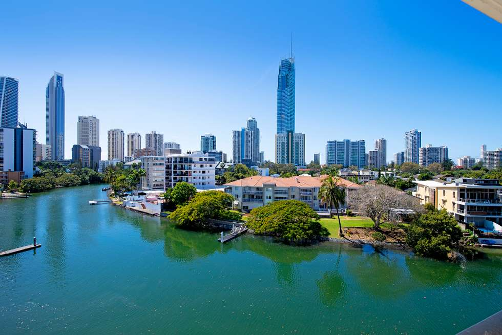 Fifth view of Homely apartment listing, 503/21 Peninsular Drive, Surfers Paradise QLD 4217