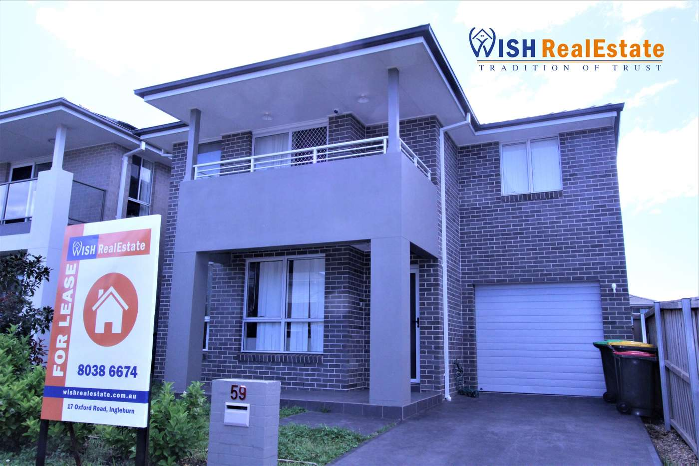 Main view of Homely house listing, 59 Bardia Avenue, Bardia NSW 2565