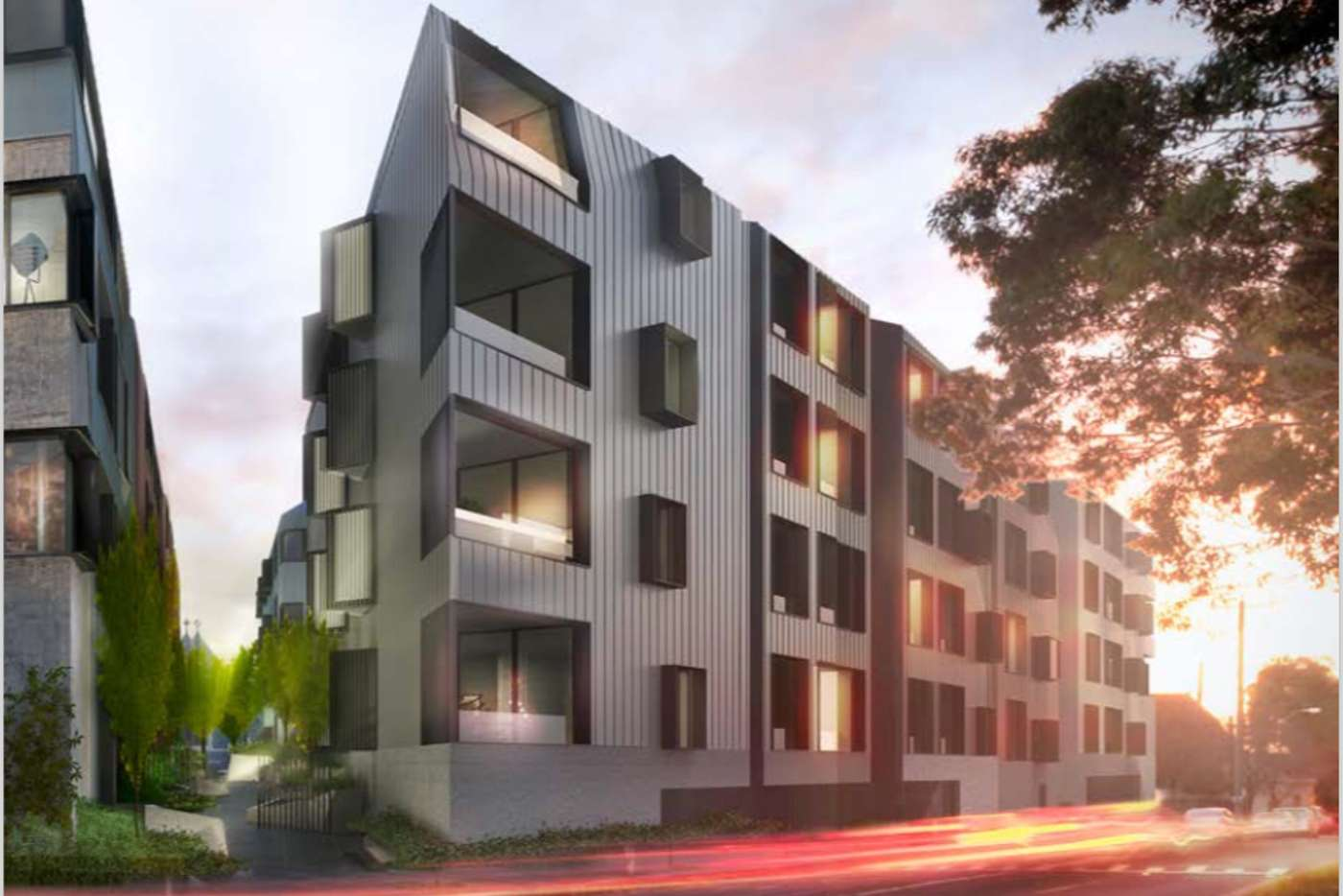Main view of Homely apartment listing, 109/5 Courtney St, North Melbourne VIC 3051