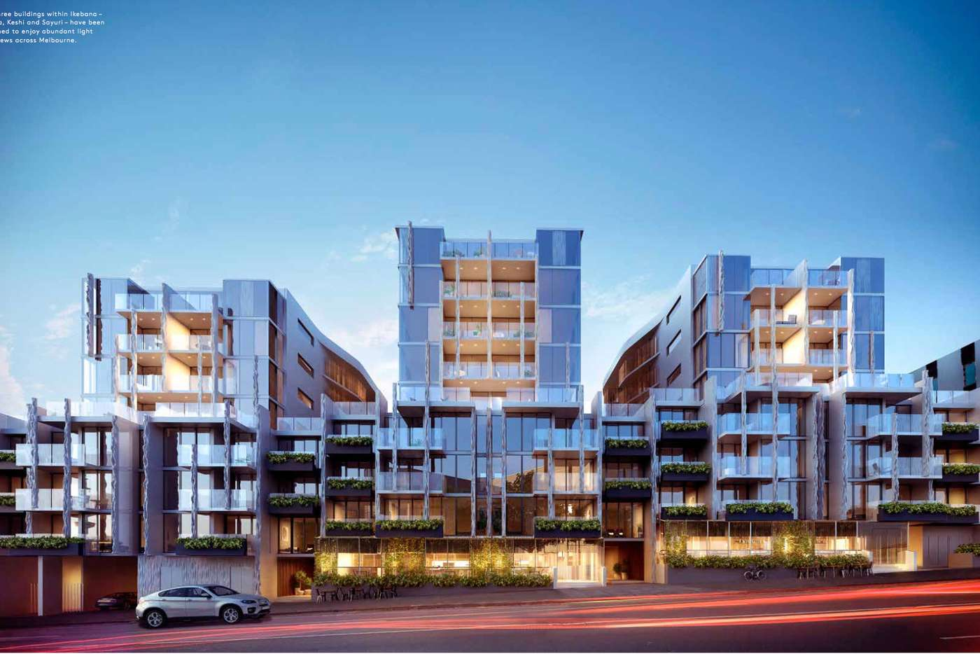 Main view of Homely apartment listing, 201/150 Dudley Street, West Melbourne VIC 3003