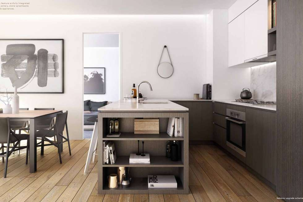 Second view of Homely apartment listing, 201/150 Dudley Street, West Melbourne VIC 3003