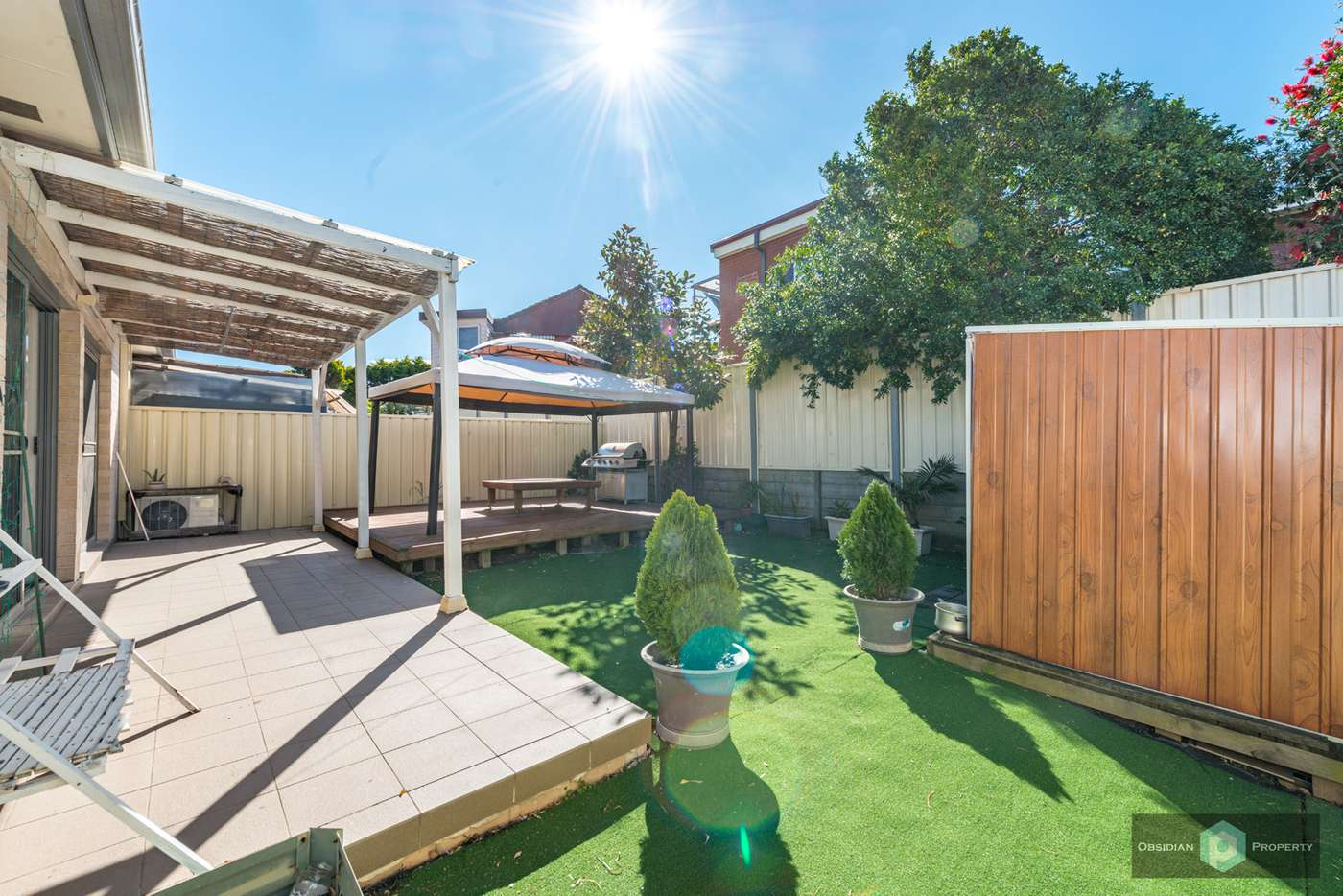 Main view of Homely villa listing, 19/11-17 Broadarrow Road, Beverly Hills NSW 2209
