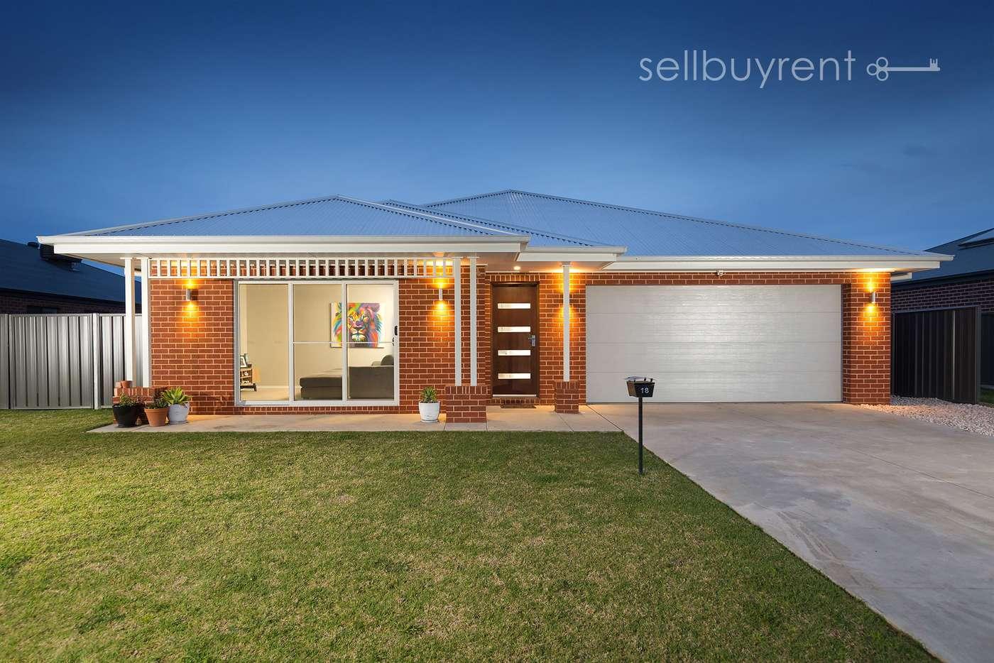 Main view of Homely house listing, 18 CALLUS STREET, Killara VIC 3691