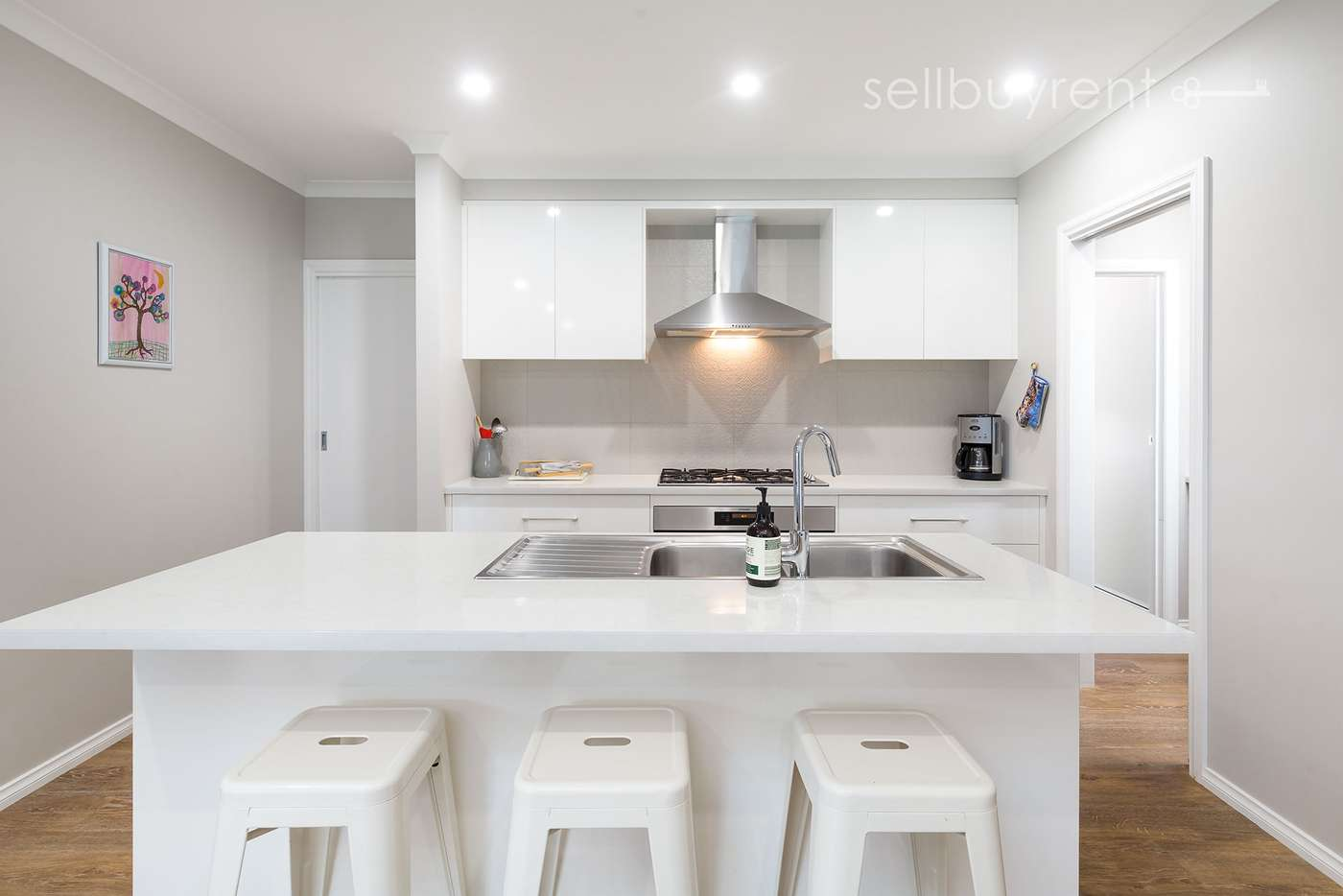 Fifth view of Homely house listing, 18 CALLUS STREET, Killara VIC 3691