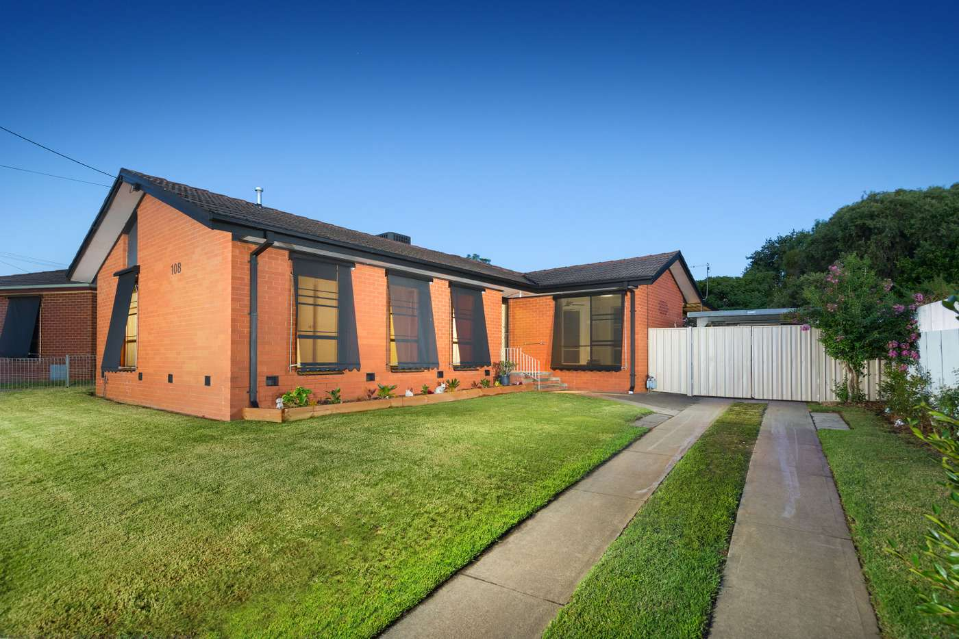 Main view of Homely house listing, 108 GRALEN STREET, Wodonga VIC 3690