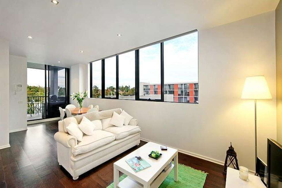 Second view of Homely apartment listing, 125/73 River Street, Richmond VIC 3121