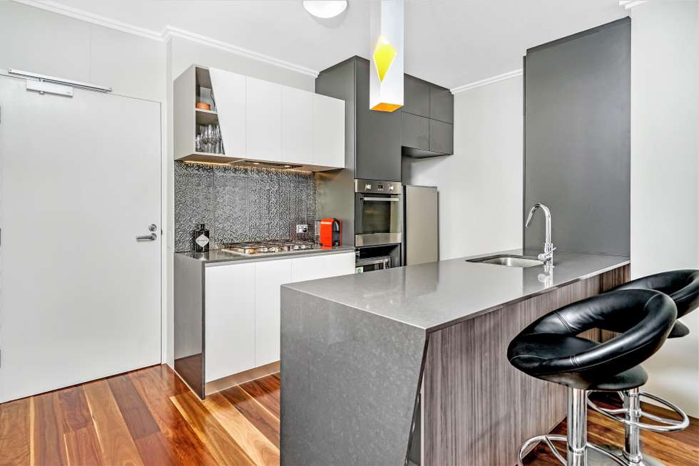 Third view of Homely apartment listing, 214/50 Connor Street, Kangaroo Point QLD 4169