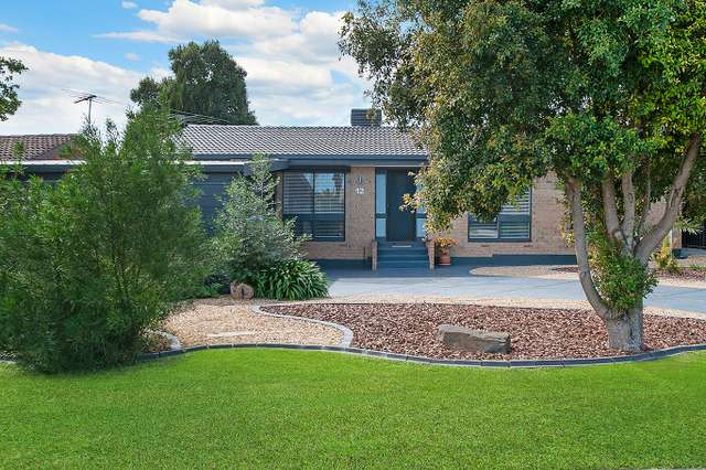 12 BURNS COURT, Morphett Vale SA 5162