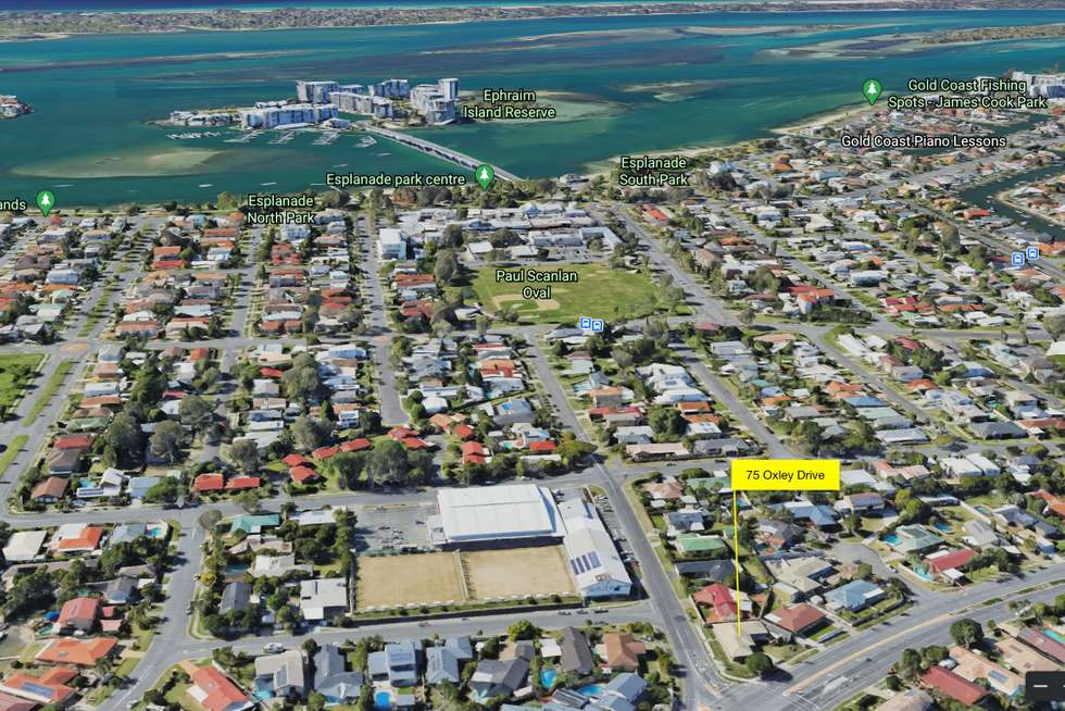 Fifth view of Homely house listing, 75 Oxley Drive, Paradise Point QLD 4216