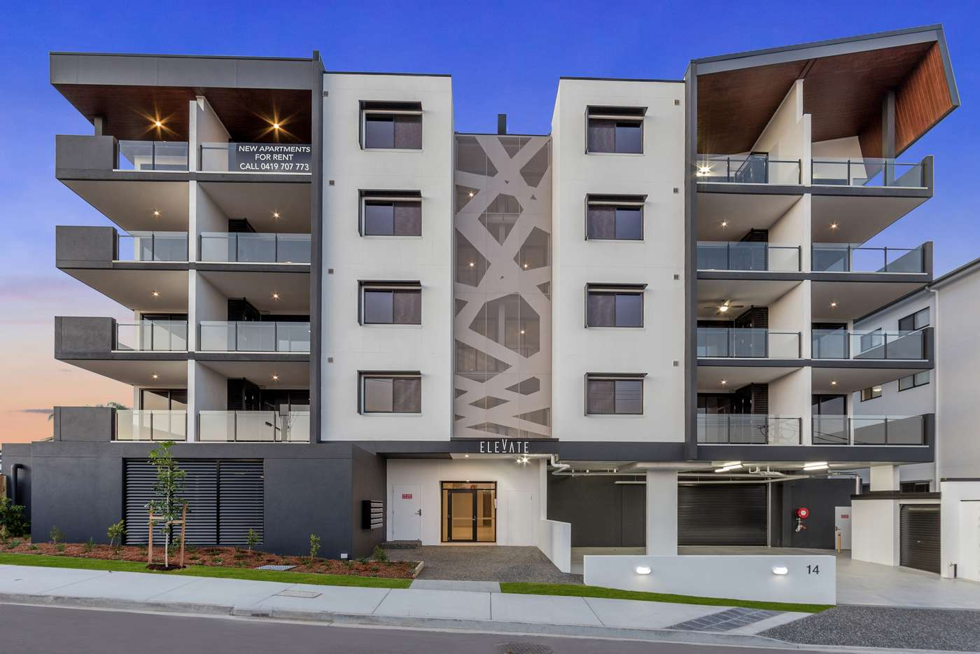 Main view of Homely apartment listing, 12/14 Gallway Street, Windsor QLD 4030
