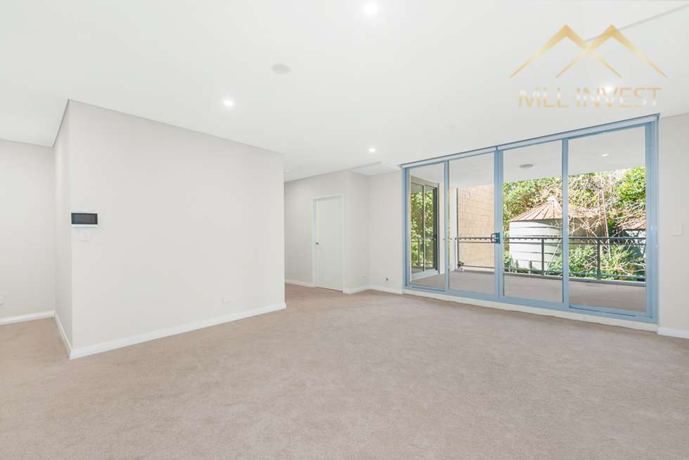 Third view of Homely apartment listing, 121/1 Thallon Street, Carlingford NSW 2118