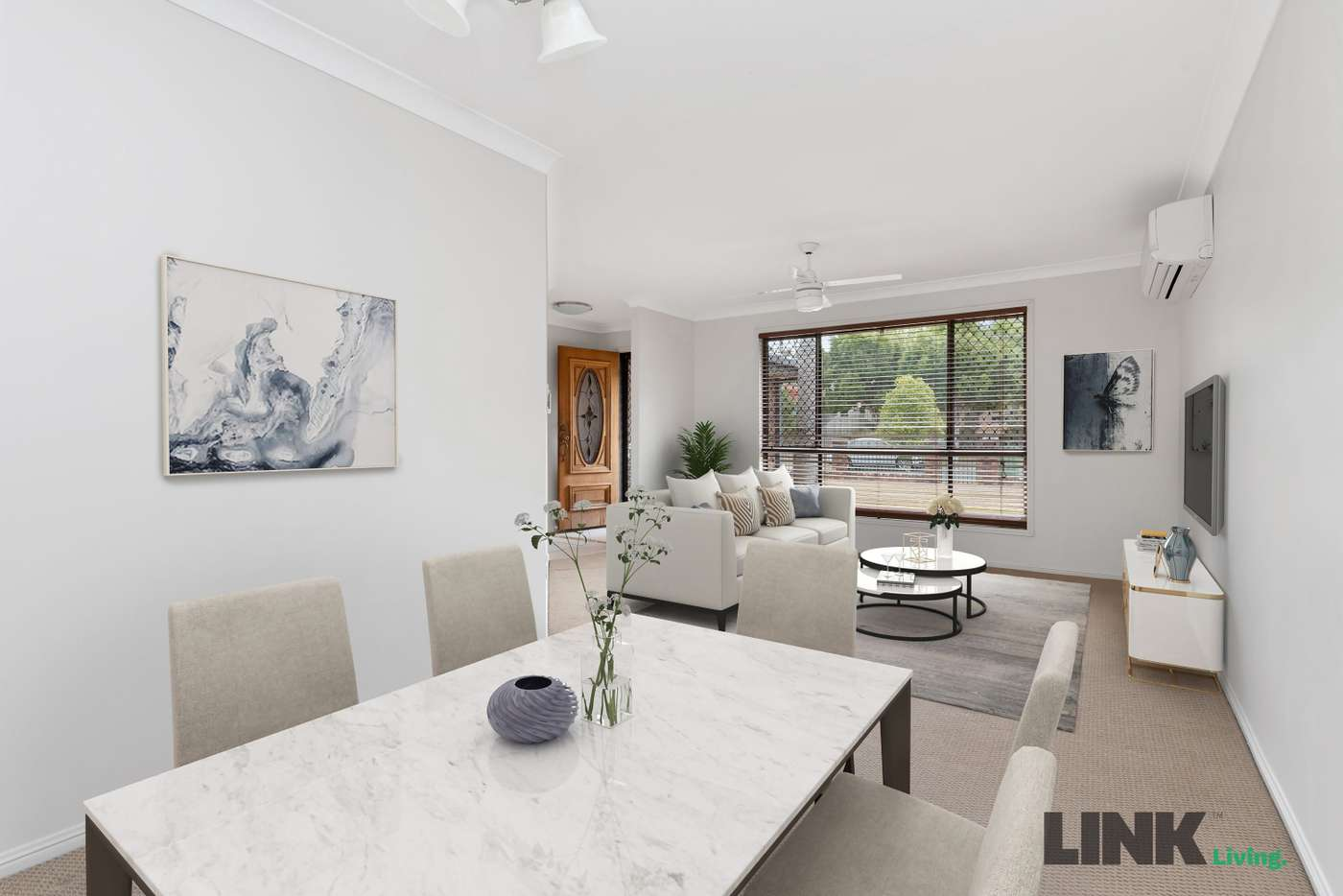 Main view of Homely house listing, 13 BARCREST COURT, Crestmead QLD 4132