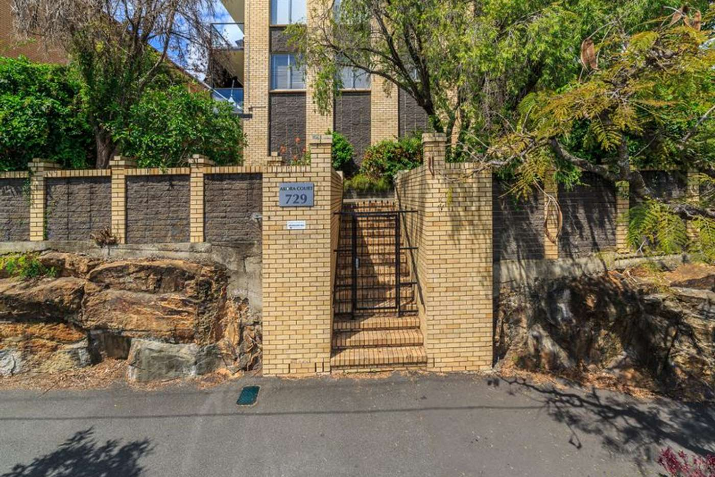Main view of Homely unit listing, 7/729 Brunswick Street, New Farm QLD 4005