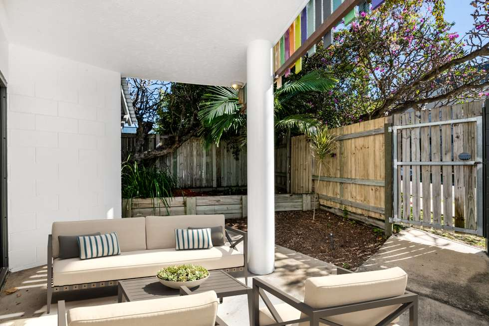 Second view of Homely apartment listing, 2/11 Carter Street, North Ward QLD 4810