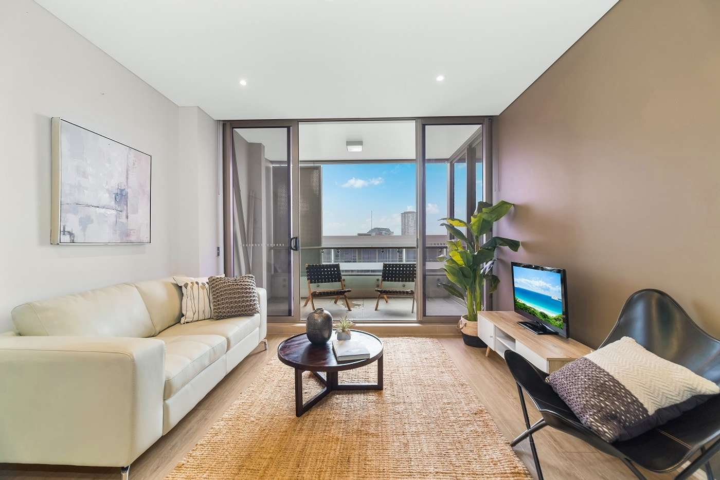Main view of Homely apartment listing, 941/12 Victoria Park Parade, Zetland NSW 2017