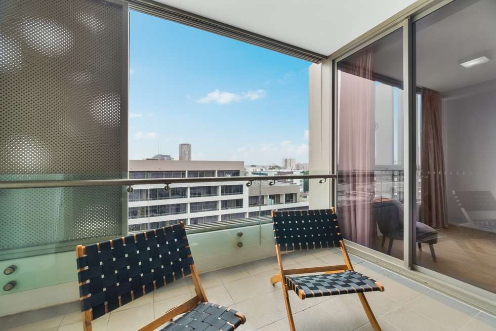Second view of Homely apartment listing, 941/12 Victoria Park Parade, Zetland NSW 2017