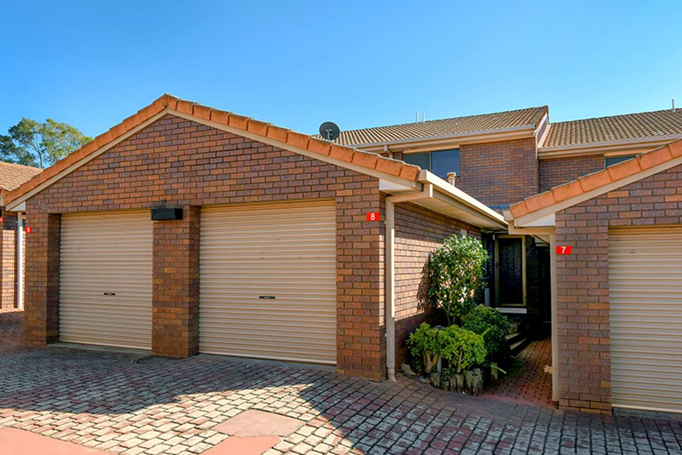 Main view of Homely unit listing, 10/173 North Street, Rockville QLD 4350