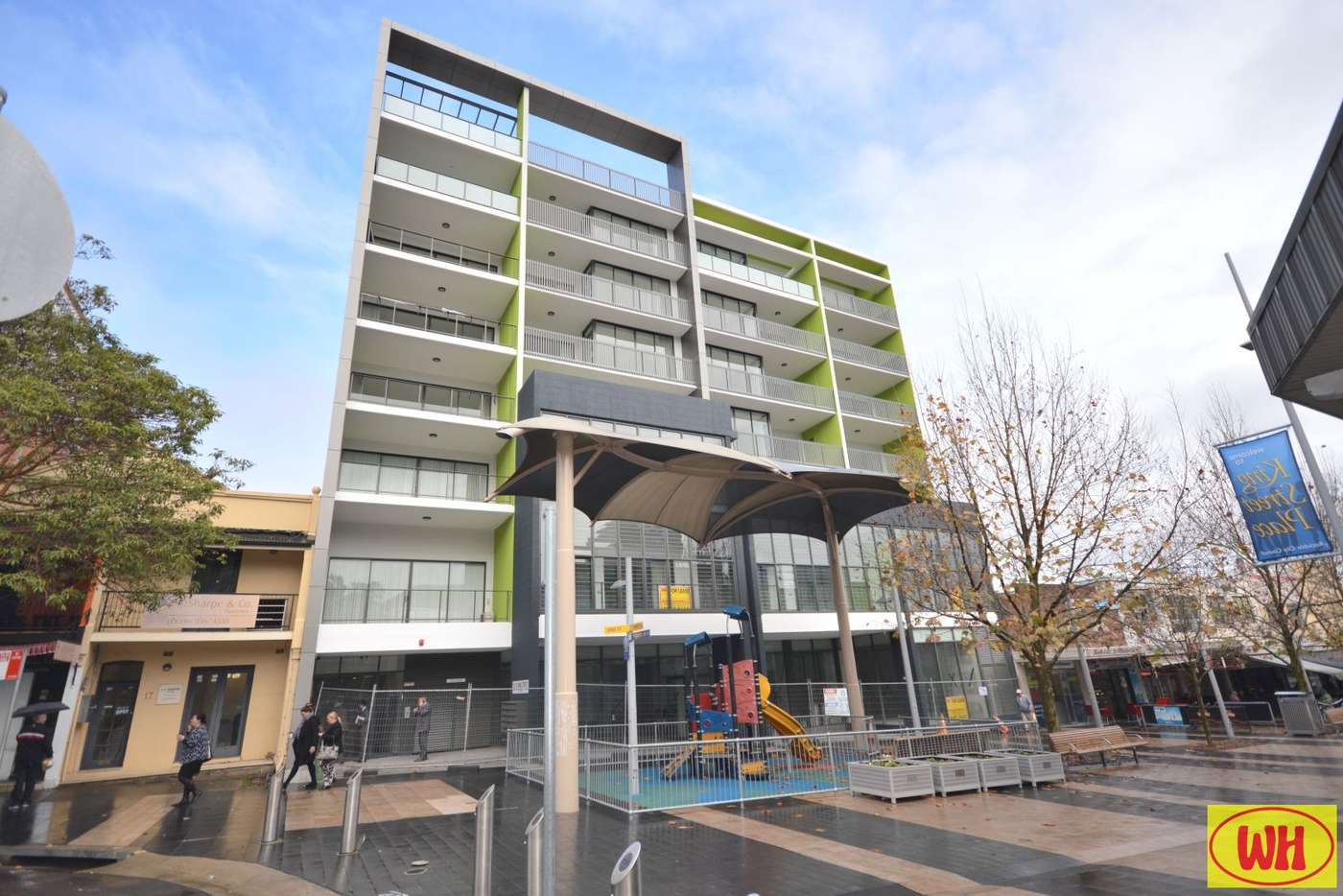 Main view of Homely apartment listing, 1/11-15 King Street, Rockdale NSW 2216