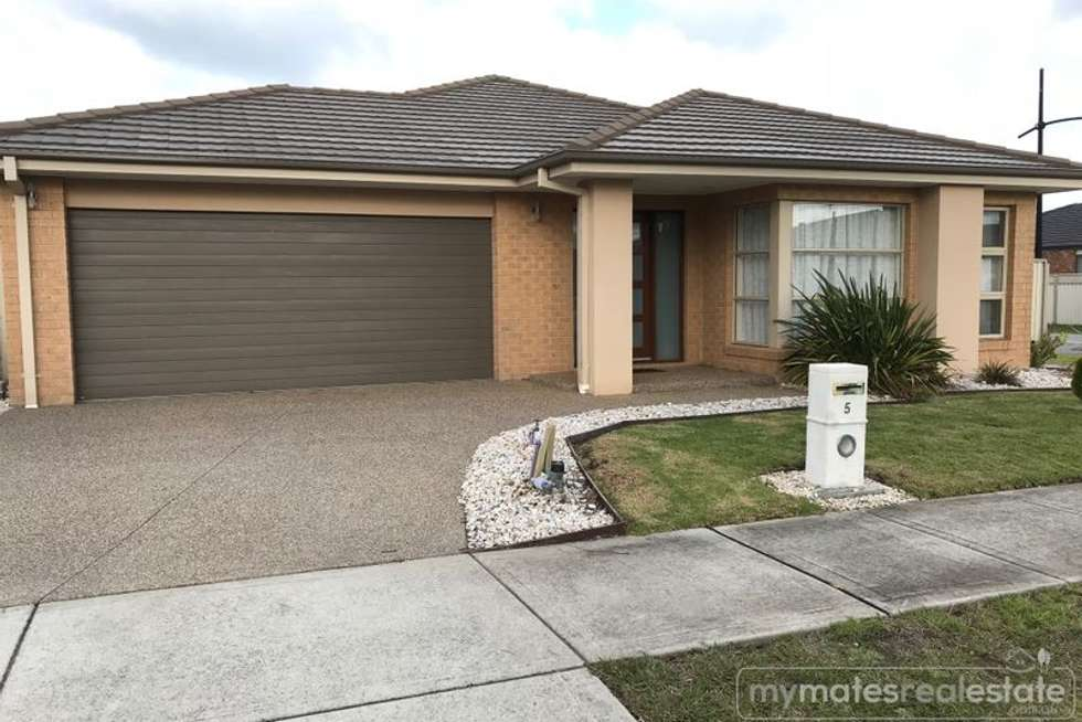 Second view of Homely house listing, 5 Victory Drive, Pakenham VIC 3810