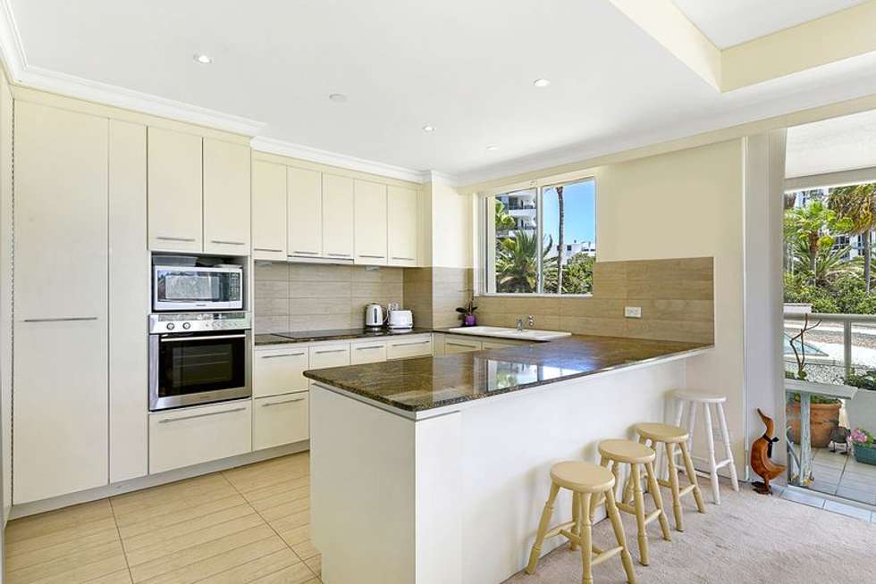 Second view of Homely apartment listing, 75 Brighton Parade, Southport QLD 4215