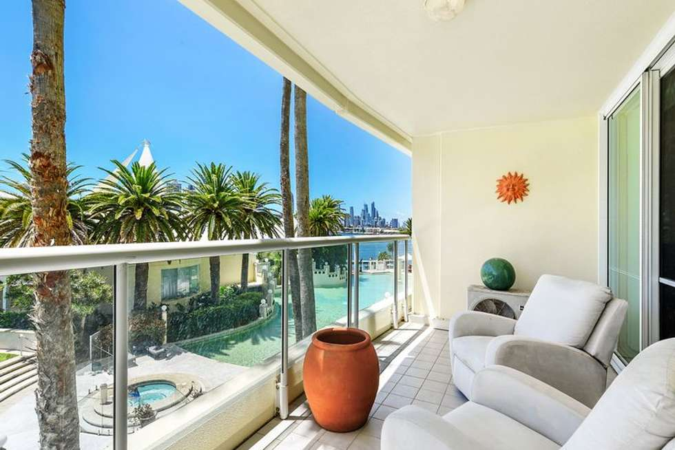 Fourth view of Homely apartment listing, 75 Brighton Parade, Southport QLD 4215