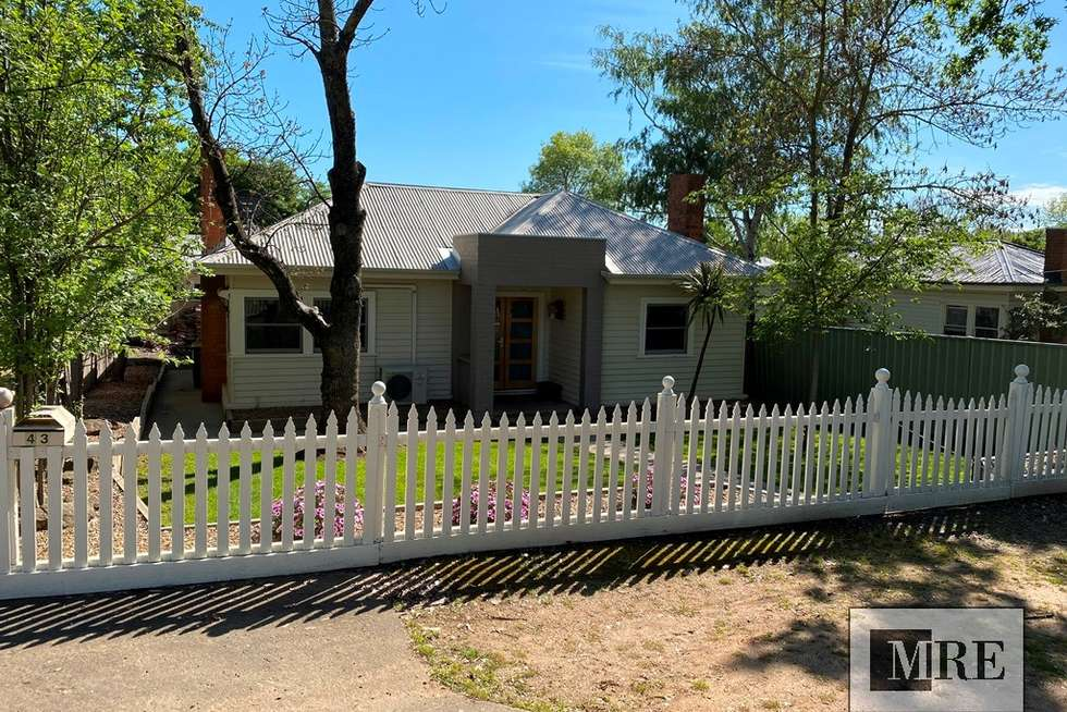 Second view of Homely house listing, 1/43 Hunter Street, Mansfield VIC 3722