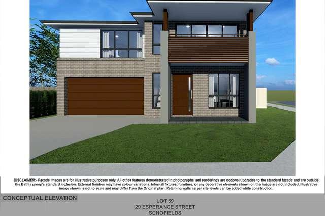 29 Esperance street, Schofields NSW 2762
