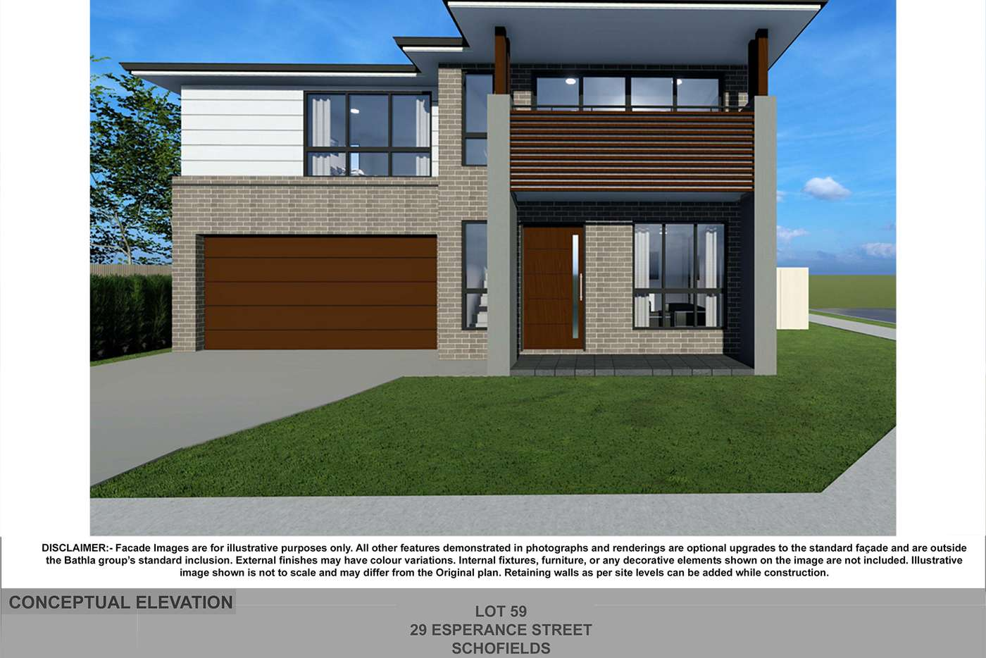 Main view of Homely house listing, 29 Esperance street, Schofields NSW 2762