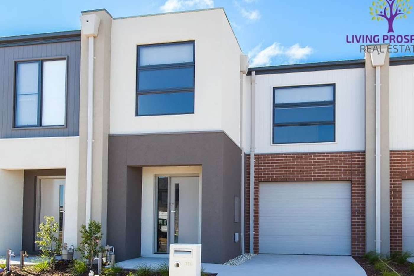Main view of Homely townhouse listing, 156 Tom Robert Parade, Point Cook VIC 3030
