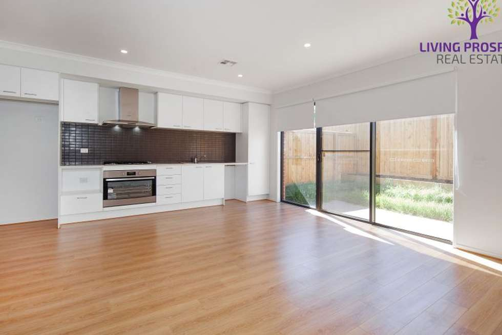 Second view of Homely townhouse listing, 156 Tom Robert Parade, Point Cook VIC 3030