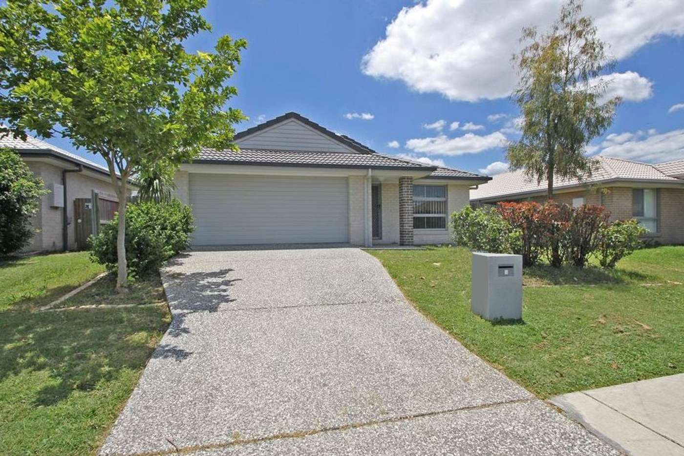 Main view of Homely house listing, 8 Denman Drive, Bundamba QLD 4304