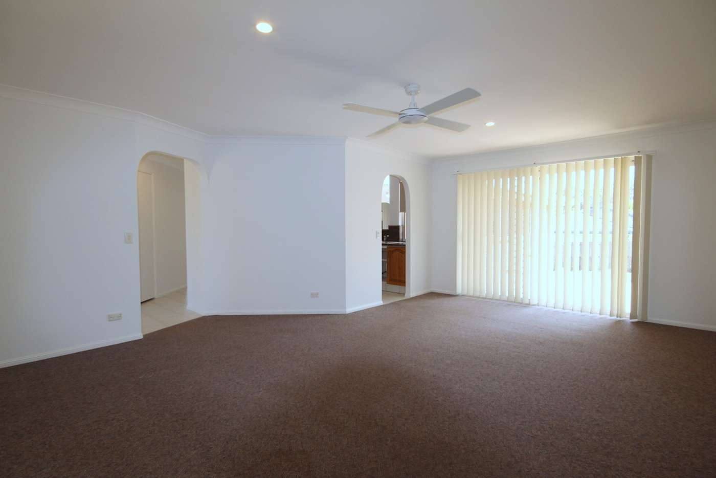 Main view of Homely house listing, 67 HICKEY WAY, Carrara QLD 4211