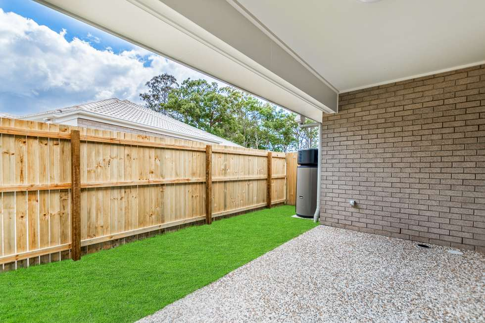 Second view of Homely semiDetached listing, 1/22A Macaranga Street, Marsden QLD 4132
