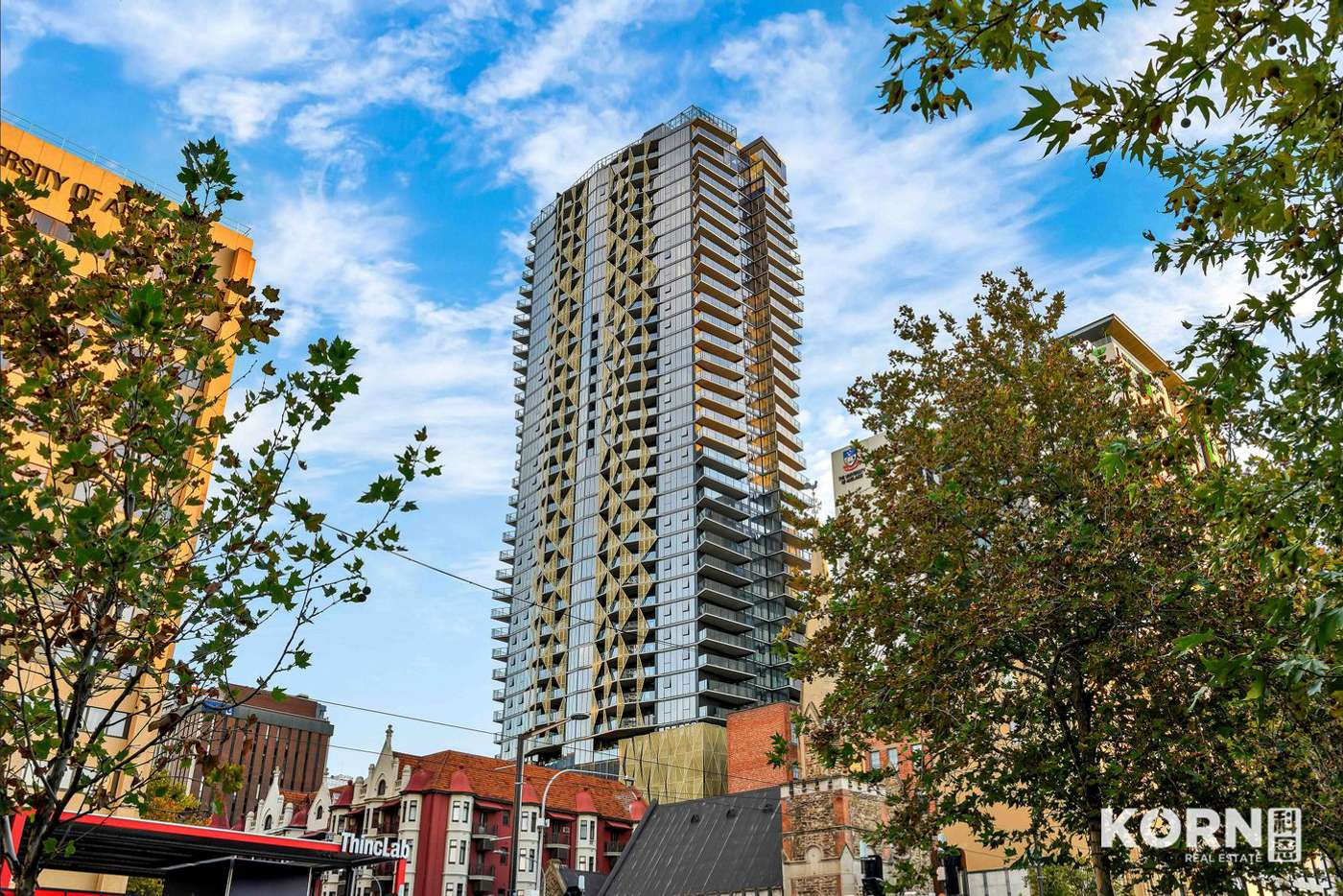 Main view of Homely apartment listing, 1206/15 Austin Street, Adelaide SA 5000