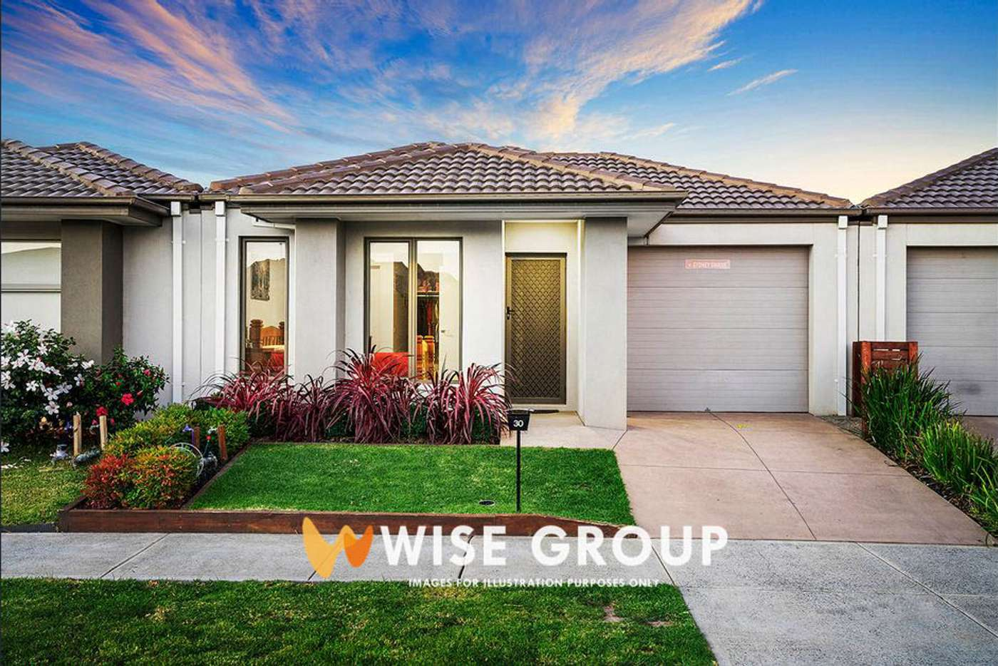 Main view of Homely house listing, 30 Kilmarnock Way, Clyde North VIC 3978