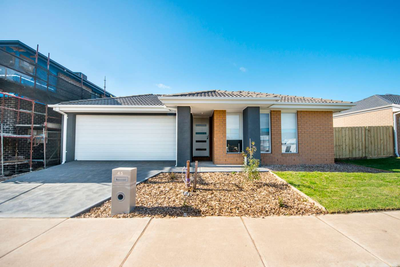 Main view of Homely house listing, 45 Harlem Circuit, Point Cook VIC 3030