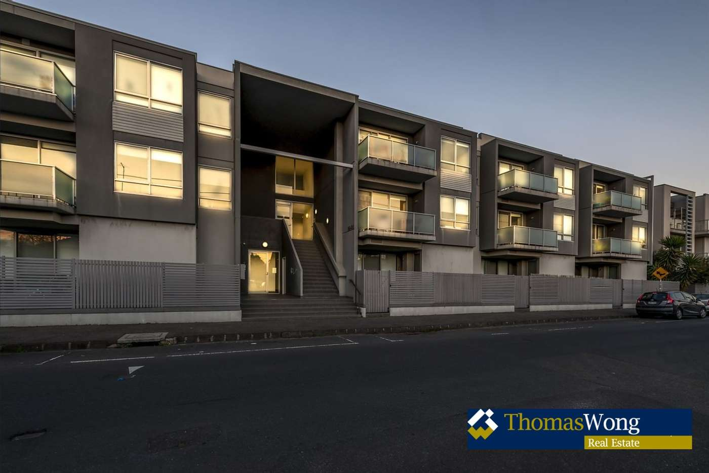 Main view of Homely apartment listing, 106/54 Percy Street, Brunswick VIC 3056