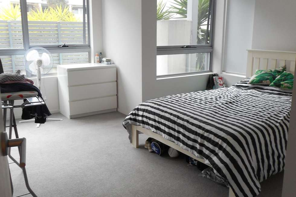 Fourth view of Homely apartment listing, 106/54 Percy Street, Brunswick VIC 3056