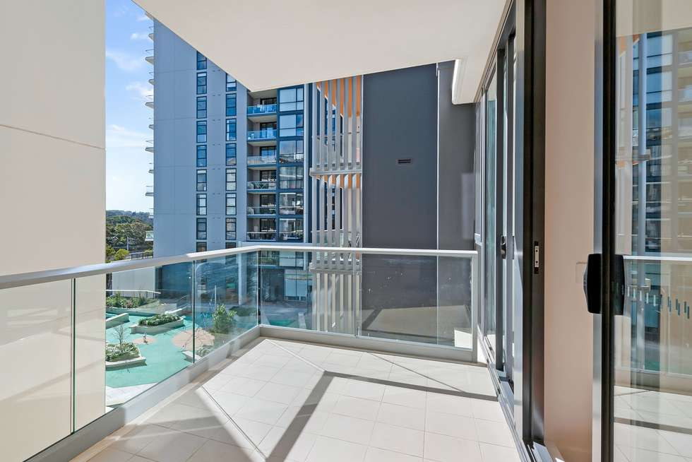 Second view of Homely apartment listing, 206/26 Cambridge Street, Epping NSW 2121