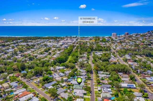 50 TRADEWINDS AVENUE, Coolum Beach QLD 4573