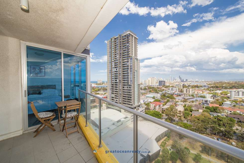 Fourth view of Homely apartment listing, 21506/5 Lawson street, Southport QLD 4215