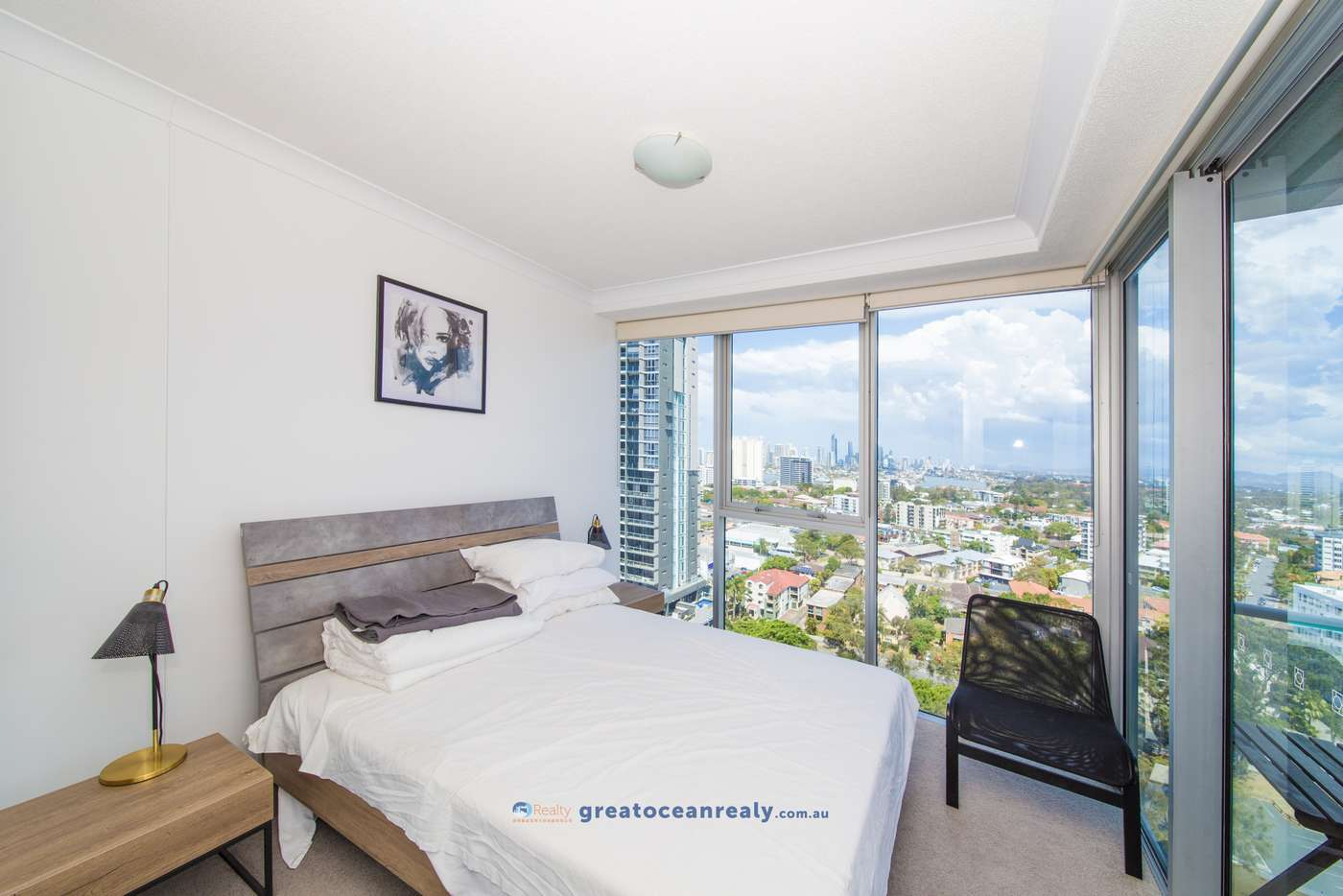 Fifth view of Homely apartment listing, 21506/5 Lawson street, Southport QLD 4215