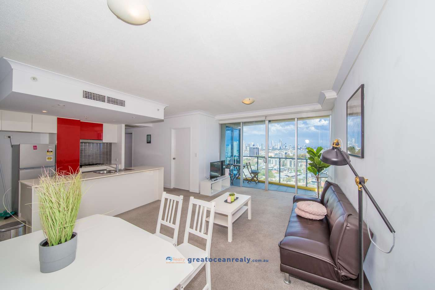 Sixth view of Homely apartment listing, 21506/5 Lawson street, Southport QLD 4215