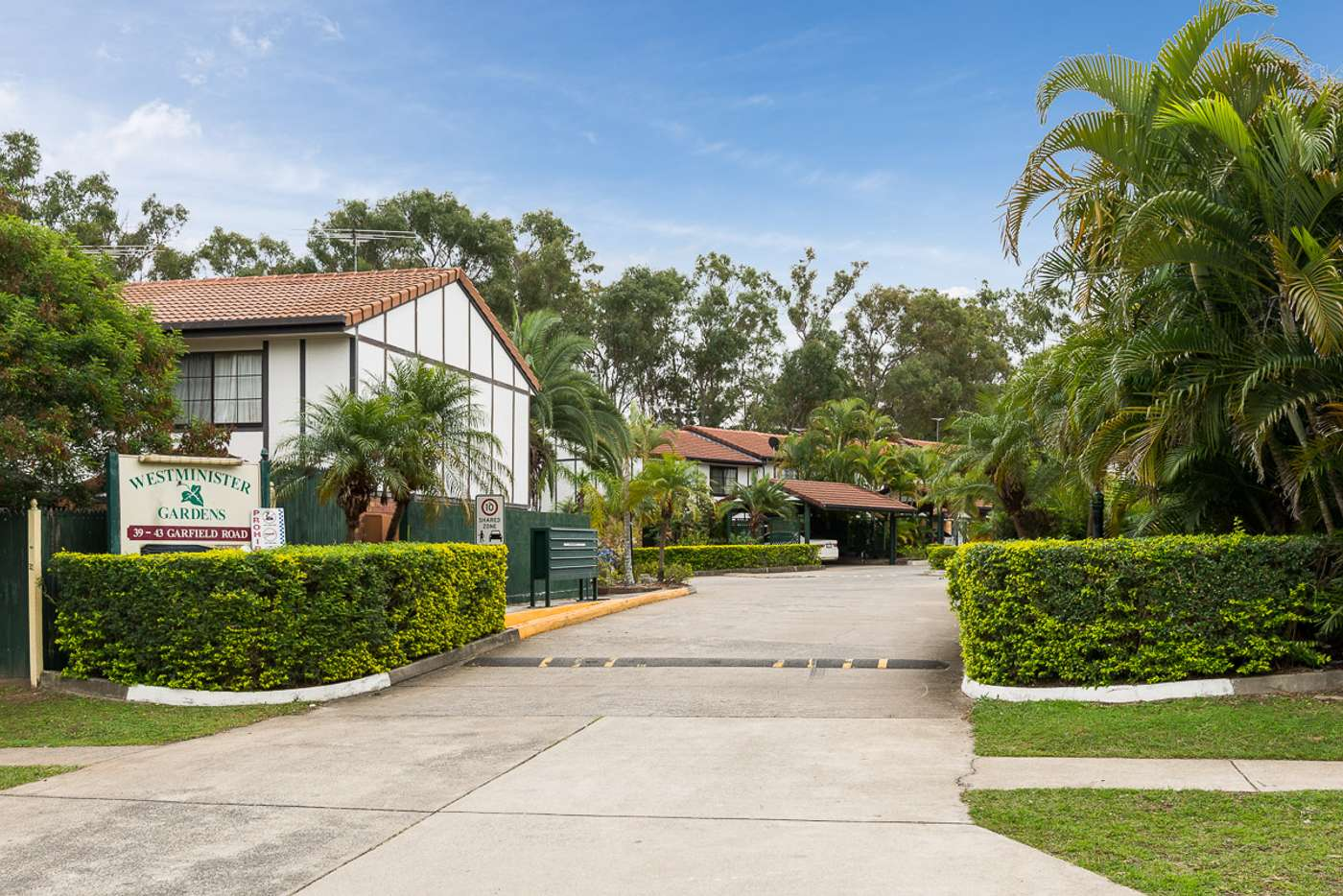Main view of Homely townhouse listing, 19/39 Garfield Road, Woodridge QLD 4114