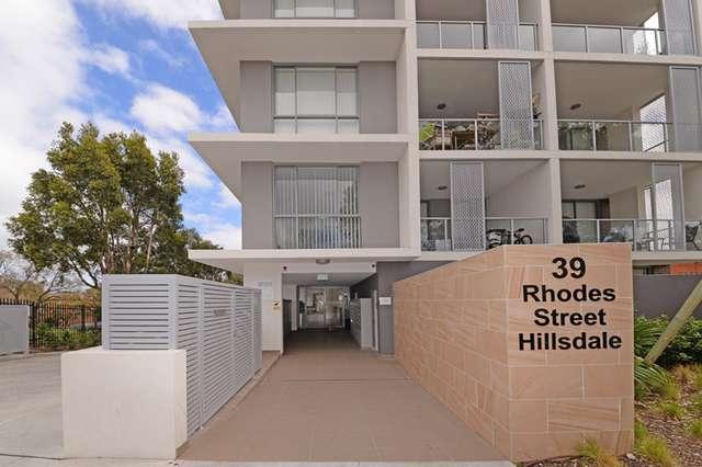 LV 2/39 Rhodes Street, Hillsdale NSW 2036